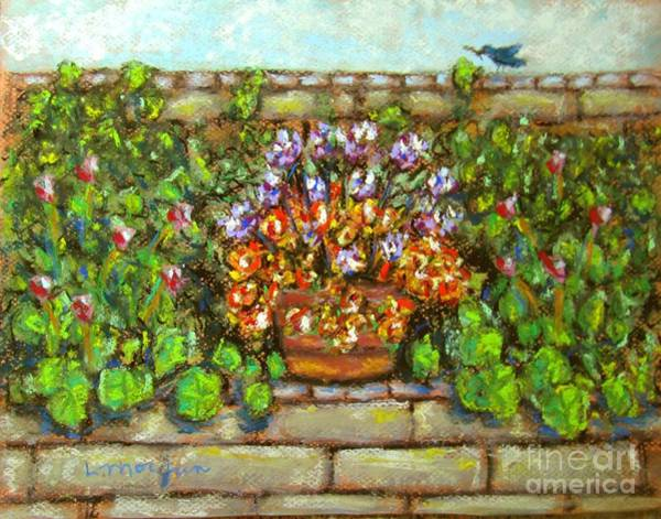 Pastel - A New Home by Laurie Morgan