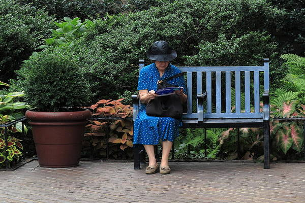 Photograph - A New Yorker by Frank Romeo