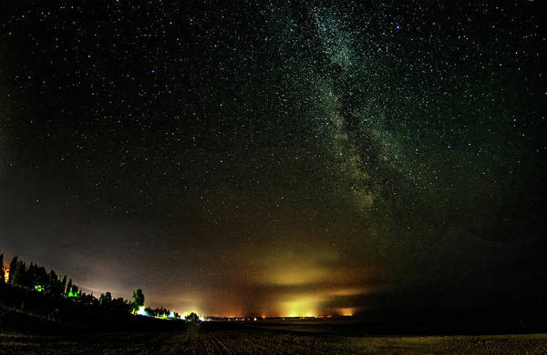 Sauble Beach Photograph - A Night At The Beach 5 by Steve Harrington