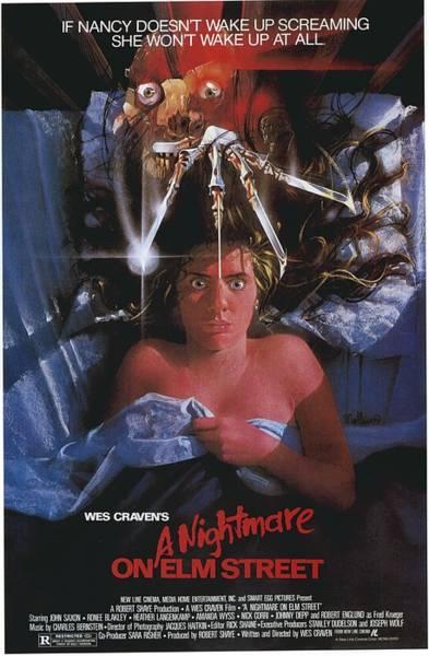 Nightmare Digital Art - A Nightmare On Elm Street by Geek N Rock