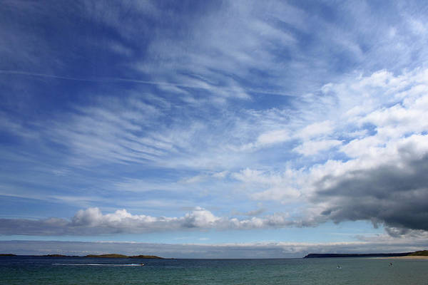 A Northern Irish Sky Art Print