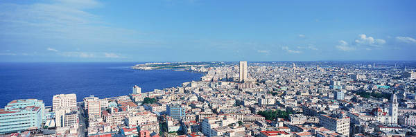 Wall Art - Photograph - A Panoramic View Of Havana, Cuba by Panoramic Images