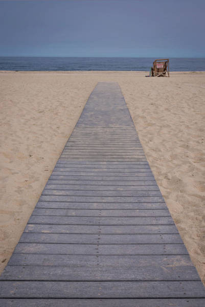 Wall Art - Photograph - A Path To The Sea Point Pleasant Beach Nj by Terry DeLuco