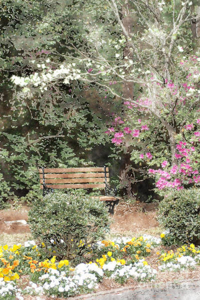 Photograph - A Peaceful Spot by Donna Bentley