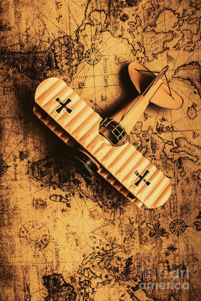 Photograph - A Pilots Vintage Adventure  by Jorgo Photography - Wall Art Gallery