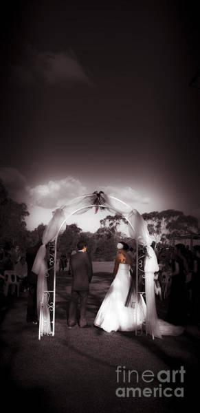 Wedding Reception Photograph - A Pivotal Moment In Life by Jorgo Photography - Wall Art Gallery