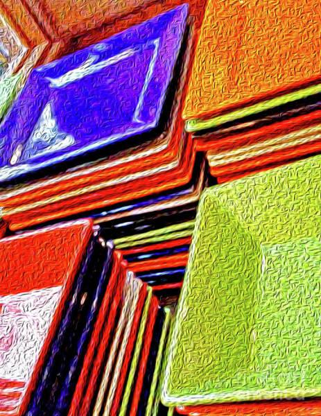 Photograph - A Plateful Of Color by Jilian Cramb - AMothersFineArt