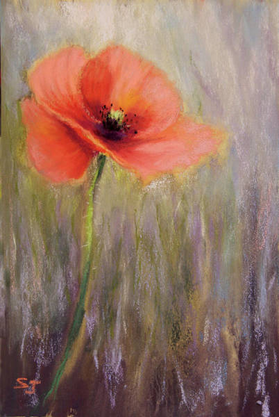Painting - A Precious Moment by Susan Jenkins