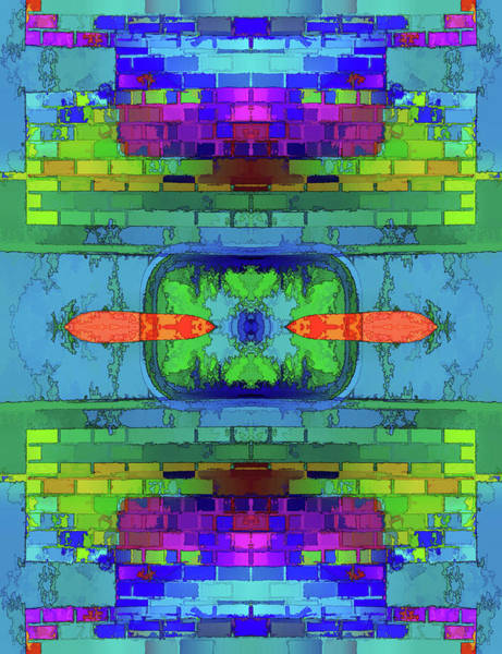 Digital Art - A Question Of Balance by Wendy J St Christopher