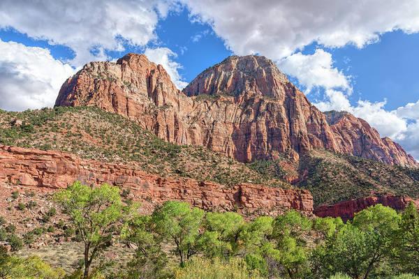 Photograph - A Ridge Of Rock by John M Bailey