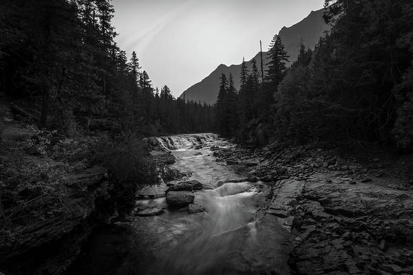 Photograph - A River Runs Through It by Peter Tellone