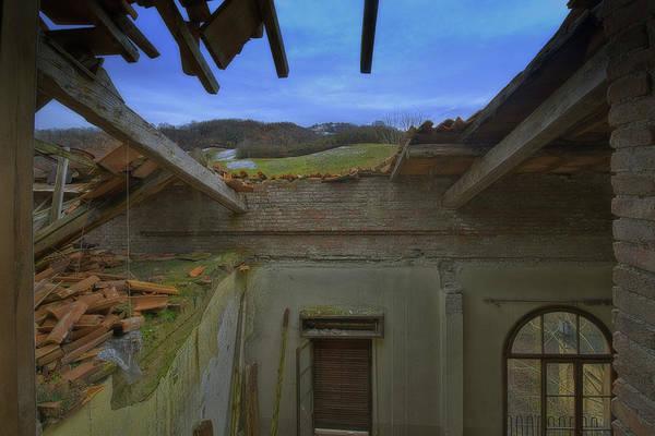 Photograph - A Room With A View - Camera Con Vista  by Enrico Pelos