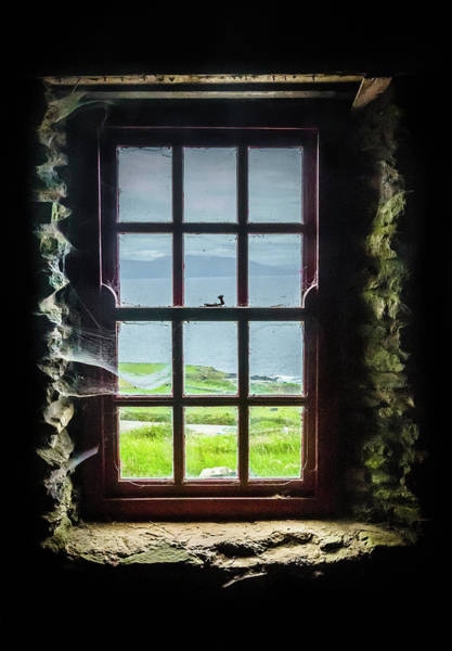 Gleeson Photograph - A Room With A View by Fergal Gleeson