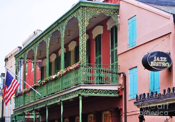 Wall Art - Photograph - A Scene From New Orleans by Marcus Dagan