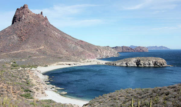 Wall Art - Photograph - A Scenic View From Mirador Lookout, San Carlos, Sonora, Mexico by Derrick Neill