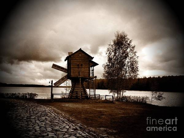 Photograph - A Sense Of Peace by S Forte Designs