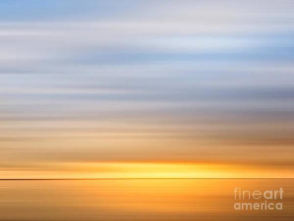 Norfolk Broads Wall Art - Photograph - A Silken Sunset by John Edwards
