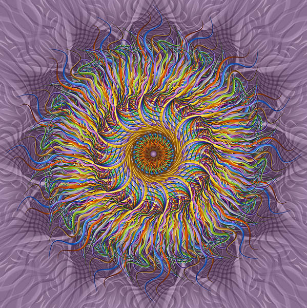 Digital Art - A Simple Twist by Becky Titus