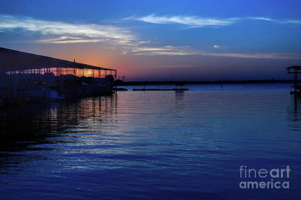 Photograph - A Sister In Blue by Diana Mary Sharpton