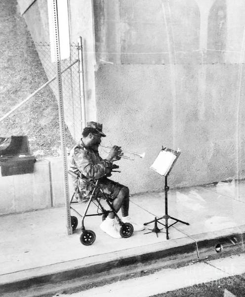 Wall Art - Photograph - A Soldier's Song by Jenny Revitz Soper