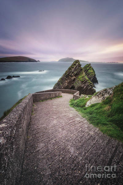 Dingle Peninsula Photograph - A Song For Ireland by Evelina Kremsdorf