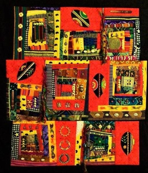 Kenya Mixed Media - A Song For The Maasai by Charlotte Nunn