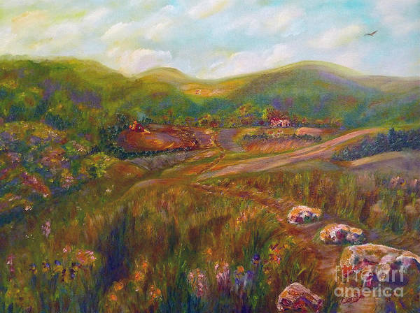 Painting - A Special Place by Claire Bull