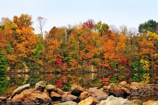 Photograph - A Splash Of Color by John Kiss
