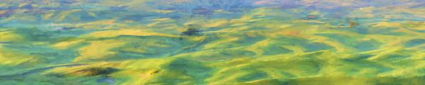 Wall Art - Digital Art - A Spot Of Red II by Jon Glaser