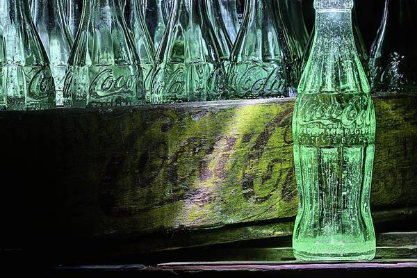 Photograph - A Spotlight On Coke by JC Findley