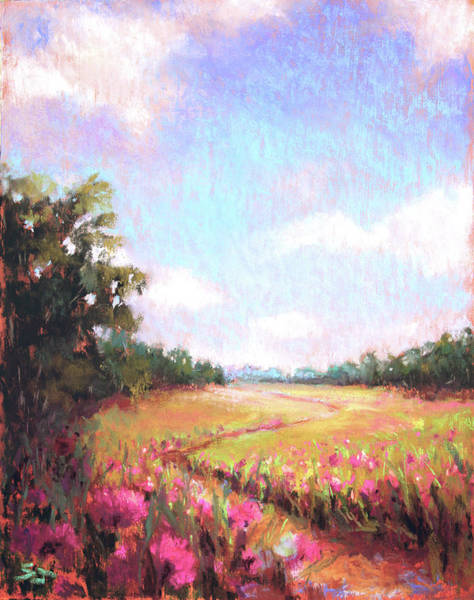 Painting - A Spring To Remember by Susan Jenkins