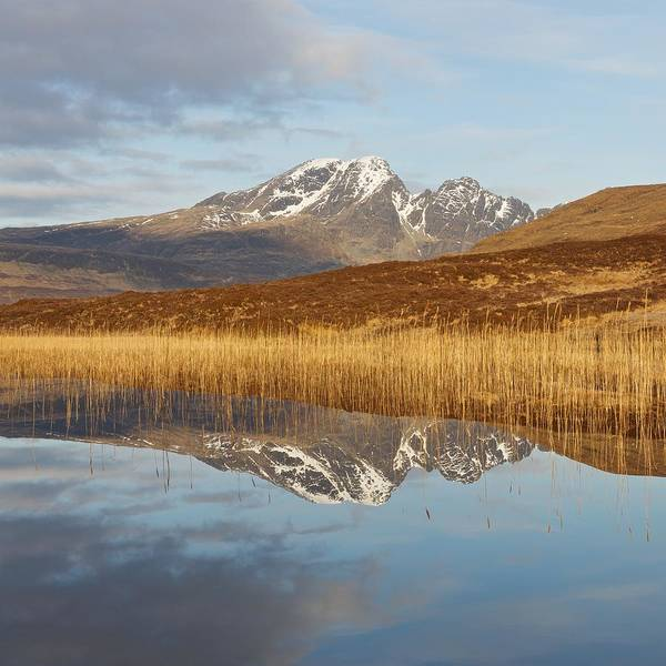 Photograph - A Springs Morning At Blaven by Stephen Taylor