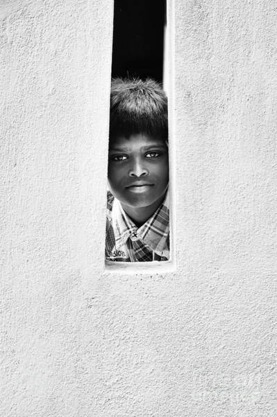 Wall Art - Photograph - A Stare by Tim Gainey