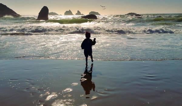 Photograph - A Stone's Throw Away by Micki Findlay