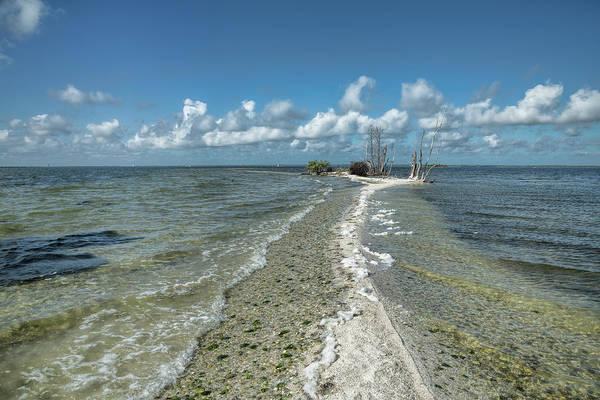 Photograph - A Strip Of Island by John M Bailey
