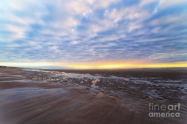 Photograph - A Sunrise As Wide As The Sea by Mary Lou Chmura