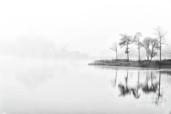 Loch Ard Photograph - A Time For Reflection by Janet Burdon