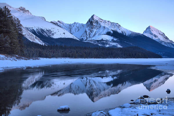 Photograph - A Touch Of Winter Pink by Adam Jewell