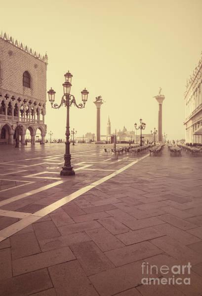 A Venice Morning Art Print