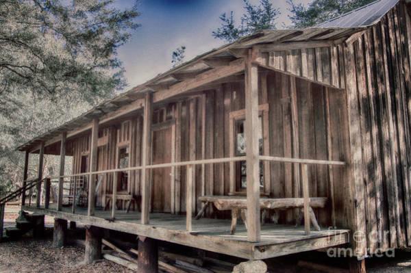 Photograph - A Very Fine House by Judy Hall-Folde