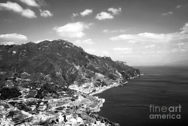 Wall Art - Photograph - A View From Ravello by John Rizzuto
