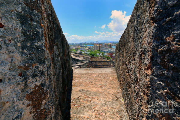 Photograph - A View From San Cristobal Castle by Steven Spak