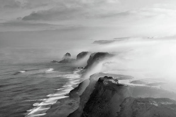 Wall Art - Photograph - A View Of Gods by Jorge Maia
