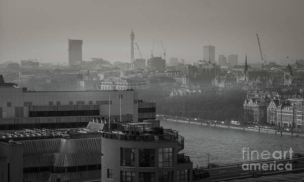 Photograph - A View Of London by Perry Rodriguez