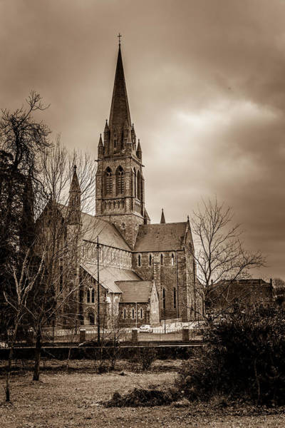 Irish Landscape Photograph - A View Of St Mary's  by W Chris Fooshee