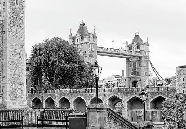 Photograph - A View Of Tower Bridge by Joe Winkler