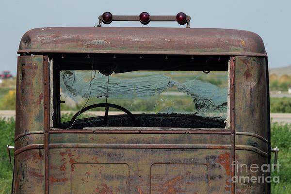 Wall Art - Photograph - A View Through The Past. by Rick Mann