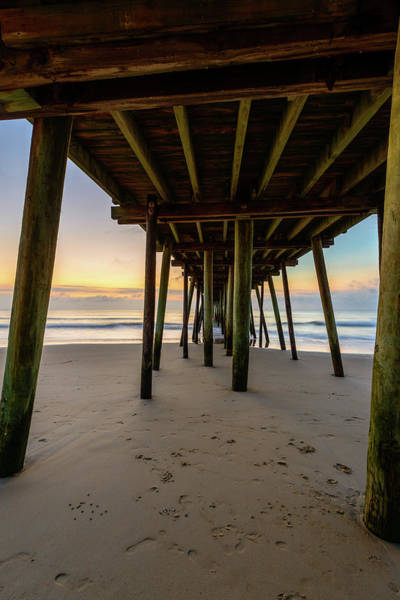 Photograph - A Virginia Beach Morning by Michael Scott