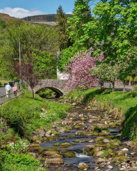 Photograph - A Walk Around Town In Clackmannanshire by Jeremy Lavender Photography