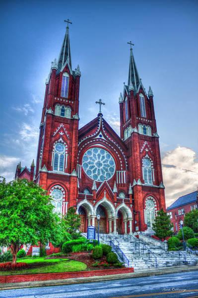 Photograph - A Way Into Eternity St Joseph Catholic Church Macon Georgia Art by Reid Callaway
